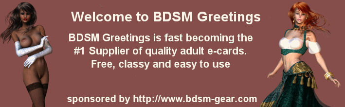 Bdsm sm bondage drawing greeting card for sale by michael kuelbel